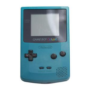 Console Nintendo Game Boy Color - Bleu transparent
