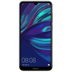 Huawei Y7 (2019) 32GB - Musta (Midnight Black) - Lukitsematon
