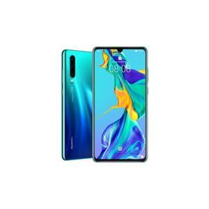 Huawei P30 128GB Dual Sim - Sininen (Peacock Blue) - Lukitsematon