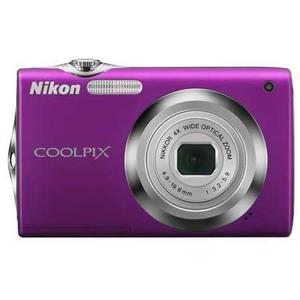 Kompakt - Nikon Coolpix S3000 - Lila
