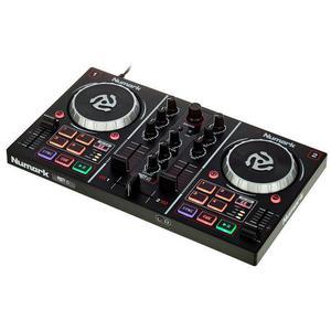 Controlador DJ Numark Party Mix - Negro