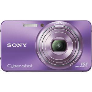 Kompakt Kamera Sony Cyber-SHOT DSC-W570V - Lila