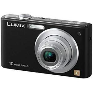 Compactcamera Panasonic Lumix DMC-FS42 - Zwart
