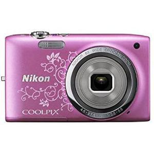 Kompaktkamera Nikon Coolpix S2700 Lila + Objektiv Nikkor 26-156 mm f/3.5-6.5