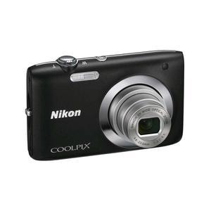 Kompakt Nikon Coolpix S2600 - Schwarz