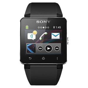 Horloges Sony SmartWatch 2 SW2 - Zwart/Grijs