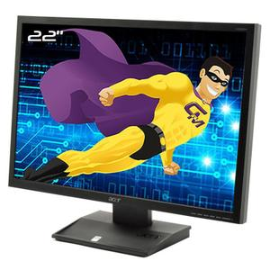 "Écran 22"" LCD WSXGA+ Acer V223WEOb"