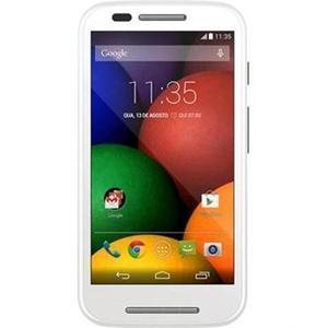 Motorola Moto E 4 Go - Blanc - Débloqué