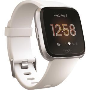 Smart Watch Cardiofrequenzimetro Fitbit Versa Lite Edition - Argento