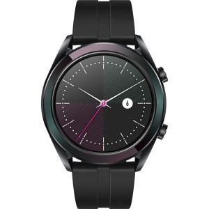 Kellot Cardio GPS Huawei Watch GT Elegant - Musta (Midnight black)