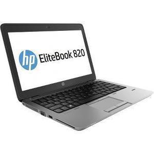 "Hp EliteBook 820 G1 12"" Core i5 1,7 GHz - Ssd 256 Go RAM 8 Go"
