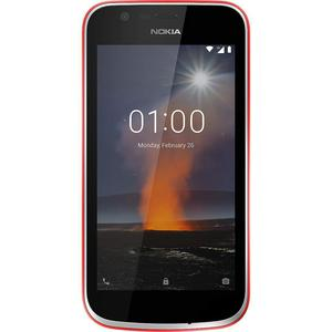 Nokia 1 8GB   - Rood - Simlockvrij