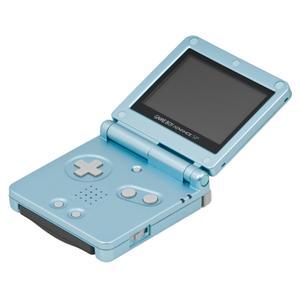 Nintendo Game Boy Advance SP  - HDD 0 MB - Blue