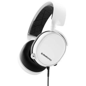 Kopfhörer   Gaming    mit Mikrophon Steelserie Arctis 3 - Weiß