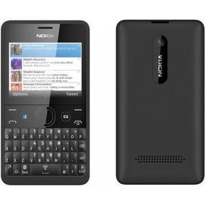 Nokia Asha 210 - Noir- Débloqué