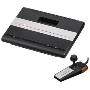 Konsole  Atari 7800 4 GB + Controller - Schwarz