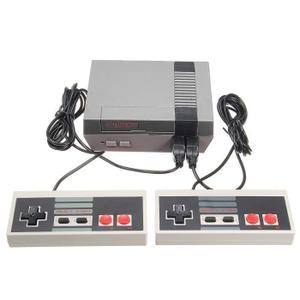 Konsoli Nintendo NES 1GB +2 Ohjaimien - Harmaa