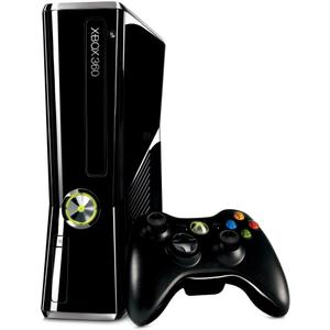 Konsole Microsoft Xbox 360 250GB + Controller +  Forza Horizon - Schwarz