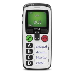 Doro Secure 580 - Blanco- Libre