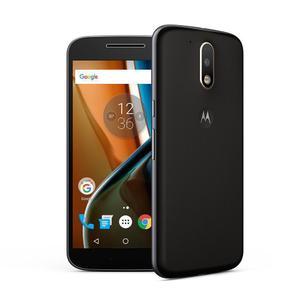 Motorola Moto G4 16 Gb   - Schwarz - Ohne Vertrag