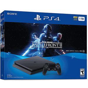 PlayStation 4 Slim - HDD 1 TB - Negro
