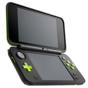 Videopelikonsolit Nintendo New 2DS XL 4GB - Musta/ Vihreä