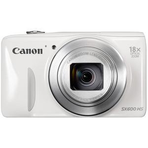 Hybrid - Canon PowerShot SX 600 HS - Silber