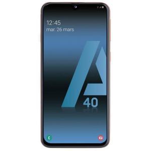 Galaxy A40 64 Go Dual Sim - Corail - Débloqué
