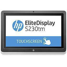 "Monitor 23"" LED FHD HP EliteDisplay S230TM"