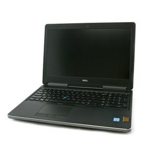 """Dell Precision 7510 15"""" Core i7 2,7 GHz  - SSD 256 GB + HDD 1 TB - 16GB AZERTY - Französisch"""