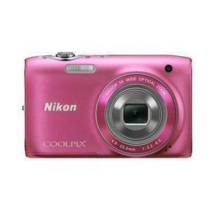 Compact - Nikon Coolpix S3100 - Rose