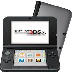 Nintendo 3DS XL 4 GB -Console - Zilver/Zwart