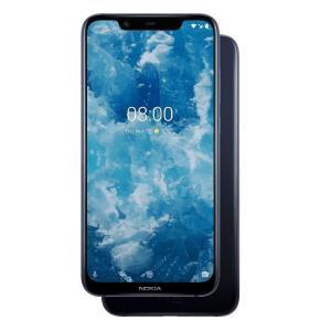 Nokia 8.1 (X7) 64GB Dual Sim - Blauw - Simlockvrij