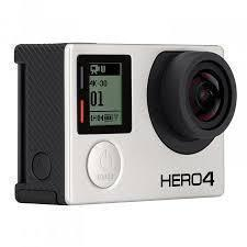 Video camera GOPRO HERO 4 - Grey