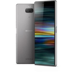 Sony Xperia 10 64 Gb   - Silber - Ohne Vertrag