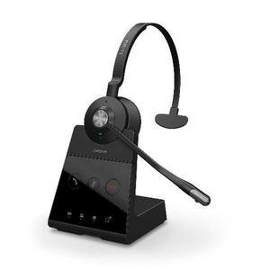 Cuffie Riduzione del Rumore Bluetooth con Microfono Jabra Engage 65 Mono - Nero