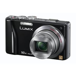 Cámara Compacta - Panasonic Lumix DMC-TZ20 - Negro