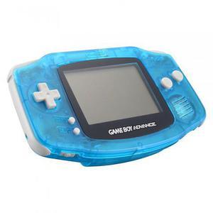 Console Nintendo Game Boy Advance - Bleue  transparente