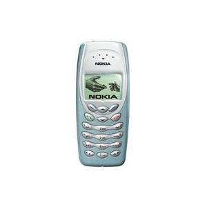 Nokia 3410 - Bleu/Gris- Débloqué