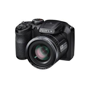 Kompakt Bridge Kamera Fujifilm Finepix S4600 - Schwarz
