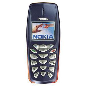 Nokia 3510i - Bleu/Orange- Débloqué