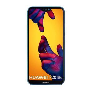 Huawei P20 Lite 32GB - Sininen (Peacock Blue) - Lukitsematon