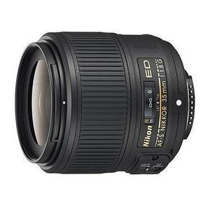 Objectif Nikon Lens AF-S Nikkor 35 mm F/1.8G ED