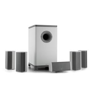 Barre de son Numan Ambience 5.1 Soundsystem - Blanc