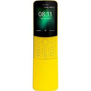 Nokia 8110 4G 4GB - Keltainen - Lukitsematon