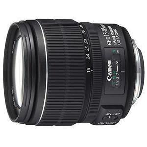 Objektiv Canon EF-S 15-85mm f/3.5-5.6