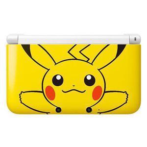 Nintendo 3DS XL 4GB Tragbare Konsole Pikachu Edition - Gelb