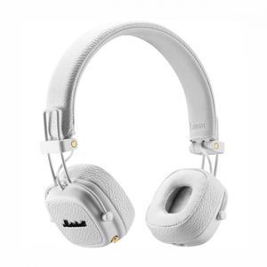 Cascos Bluetooth Micrófono Marshall Major III - Blanco