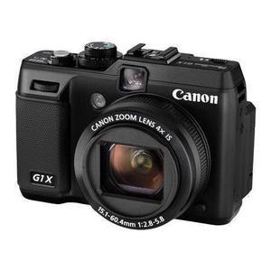Compactcamera Canon PowerShot  G1 X - Zwart