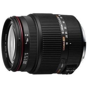 Objektiv - Sigma 18-200 mm 1: 3,5-6,3 II DC HSM Sony Alpha Frame